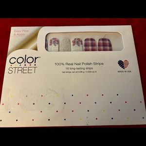 """RETIRED """"Pastel Me About It"""" Color Street Nails"""